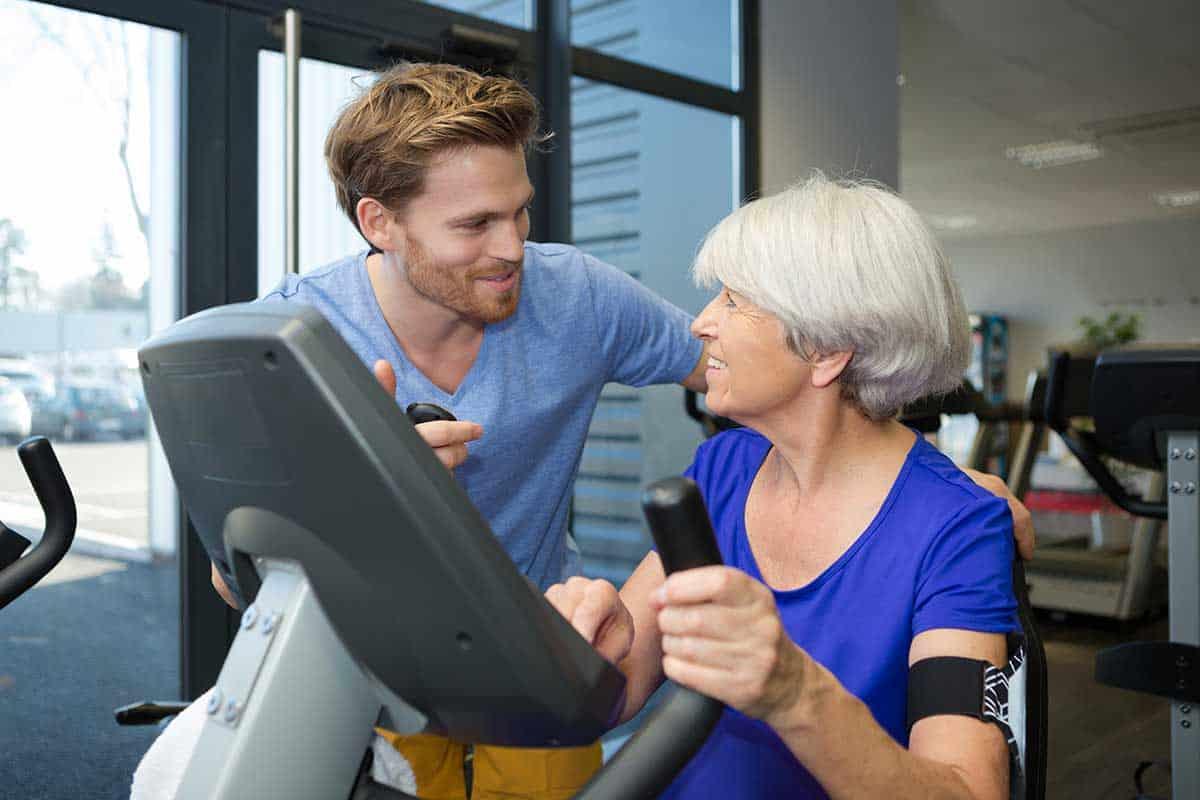 Συσκευές Γυμναστηρίου – Αερουδραυλικές Συσκευές