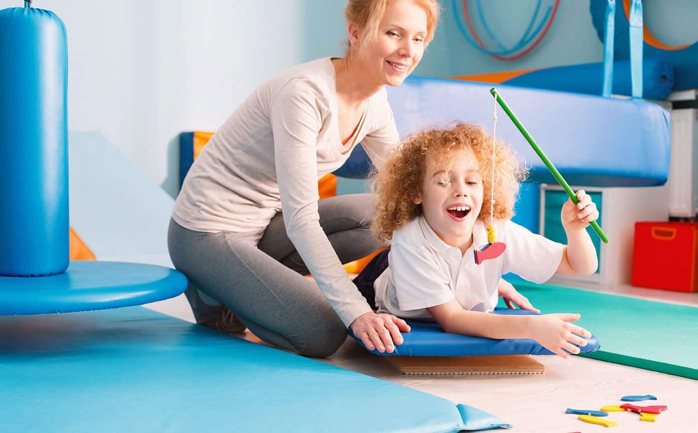 παιδική αγωγή και θεραπεία