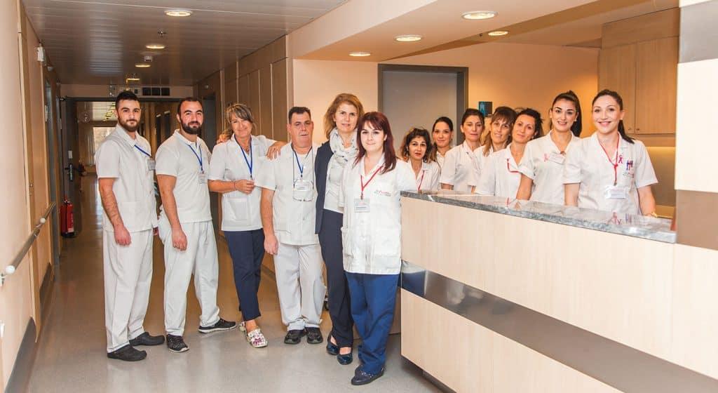 κλειστή νοσηλεία